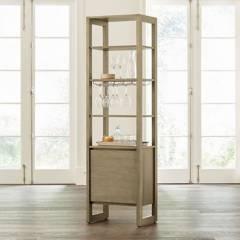 Crate & Barrel - Bar Prescott 203 cm