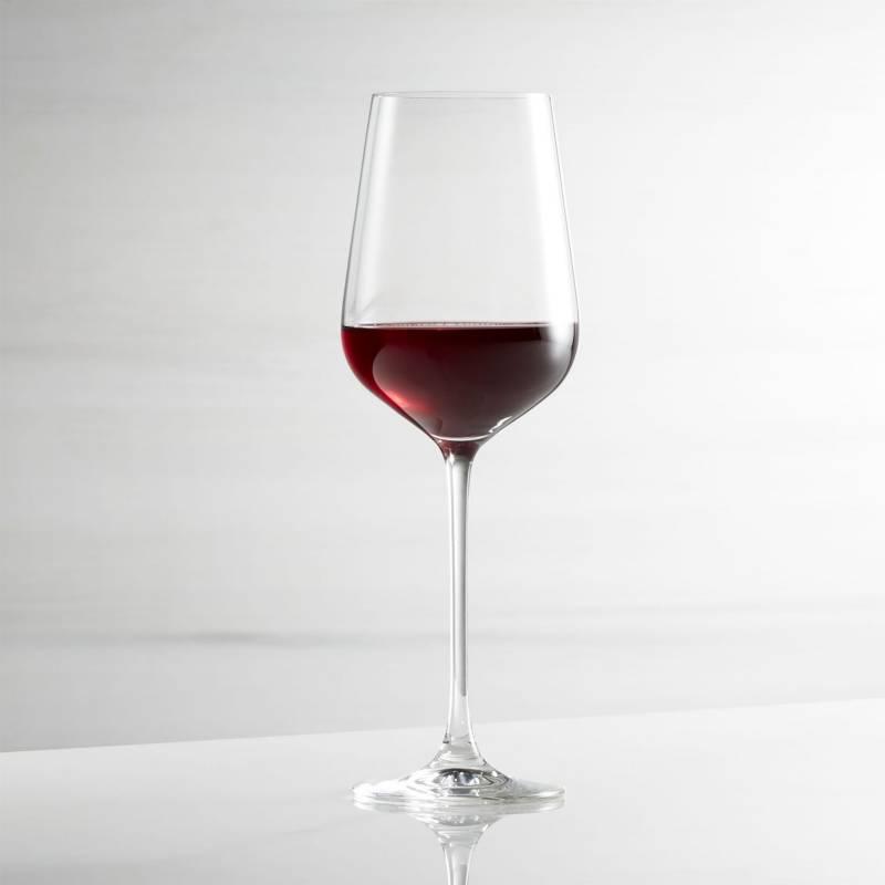 Crate & Barrel - Copa para Vino Tinto Hip 266 ml