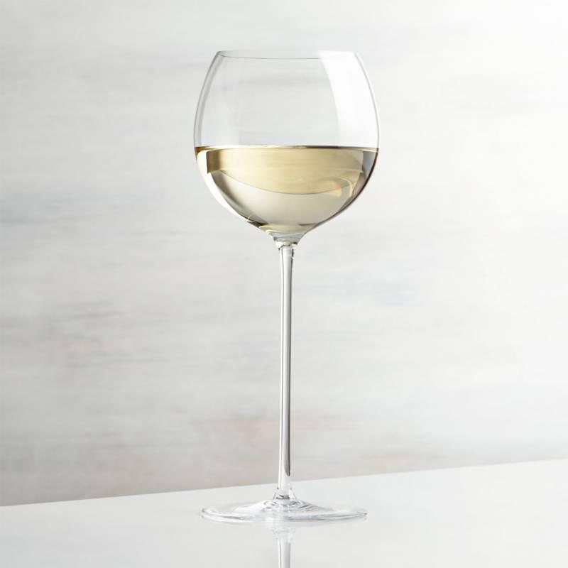 Crate & Barrel - Copa para Vino Blanco Camille de 384ml