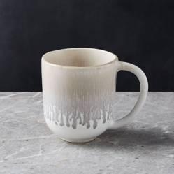 Crate & Barrel - Mug Caspian Gris