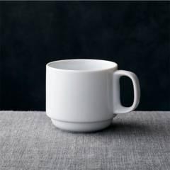 Crate & Barrel - Mug Logan 9 cm