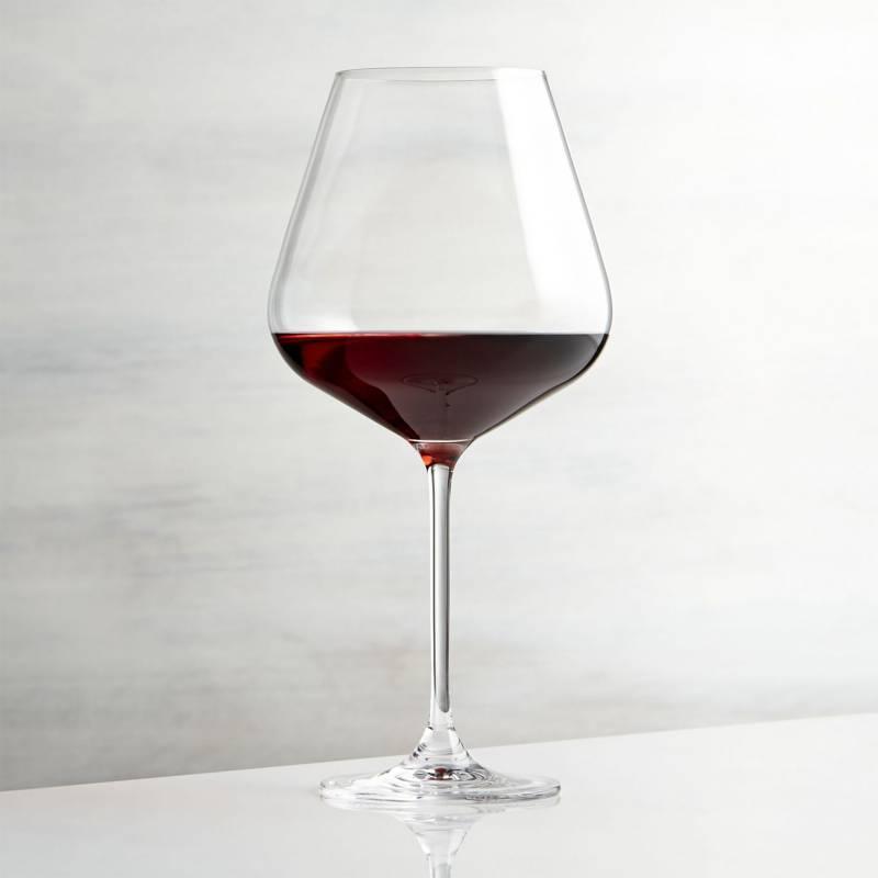 Crate & Barrel - Copa para Vino Tinto Hip