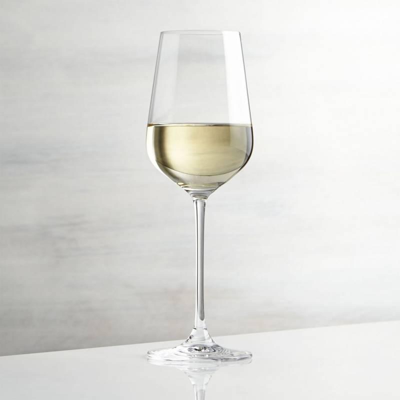 Crate & Barrel - Copa de Vino Blanco Hip