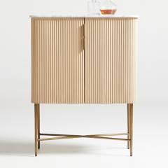 Crate & Barrel - Bar Fayette 117 cm