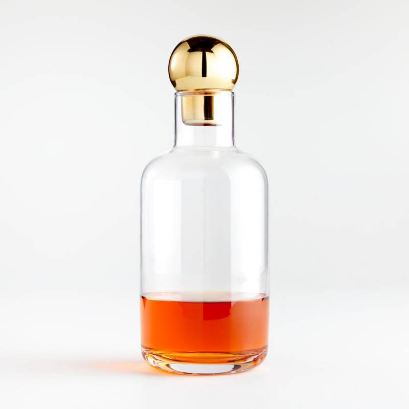 Crate & Barrel - Decantador Calder 800 ml