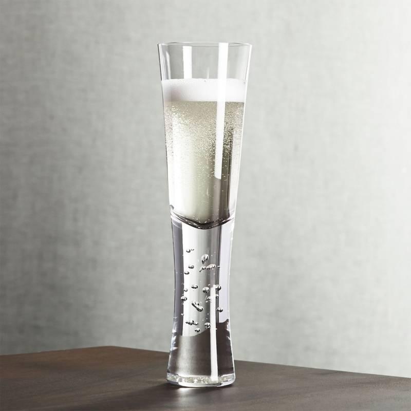 Crate & Barrel - Copa para Champagne Verve