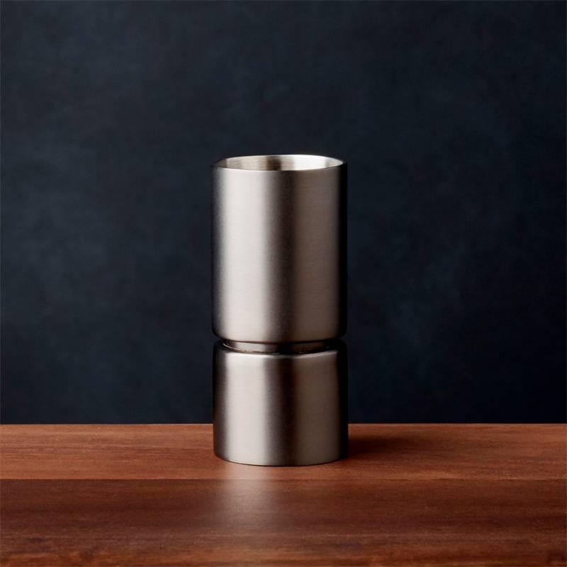 Crate & Barrel - Shot Medidor de Licores Fenton