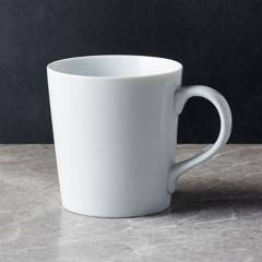 Crate & Barrel - Mug Everyday 10 cm