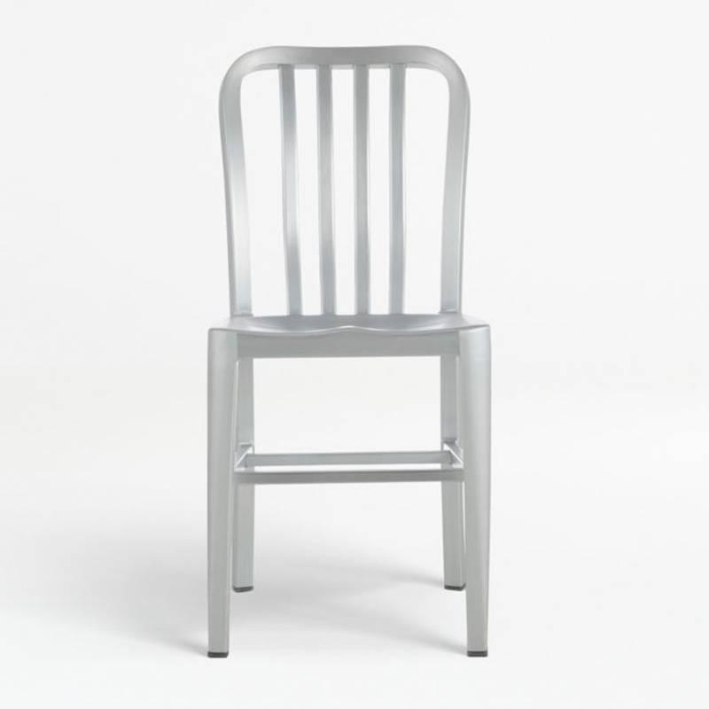 Crate & Barrel - Silla de Comedor Delta 83 cm