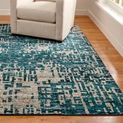 Tapete Celosia Azul Indigo 244x305cm