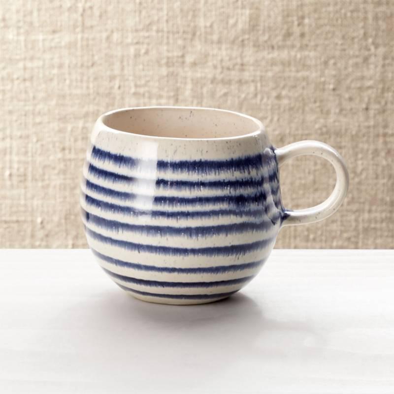 Crate & Barrel - Mug Lina 8 cm