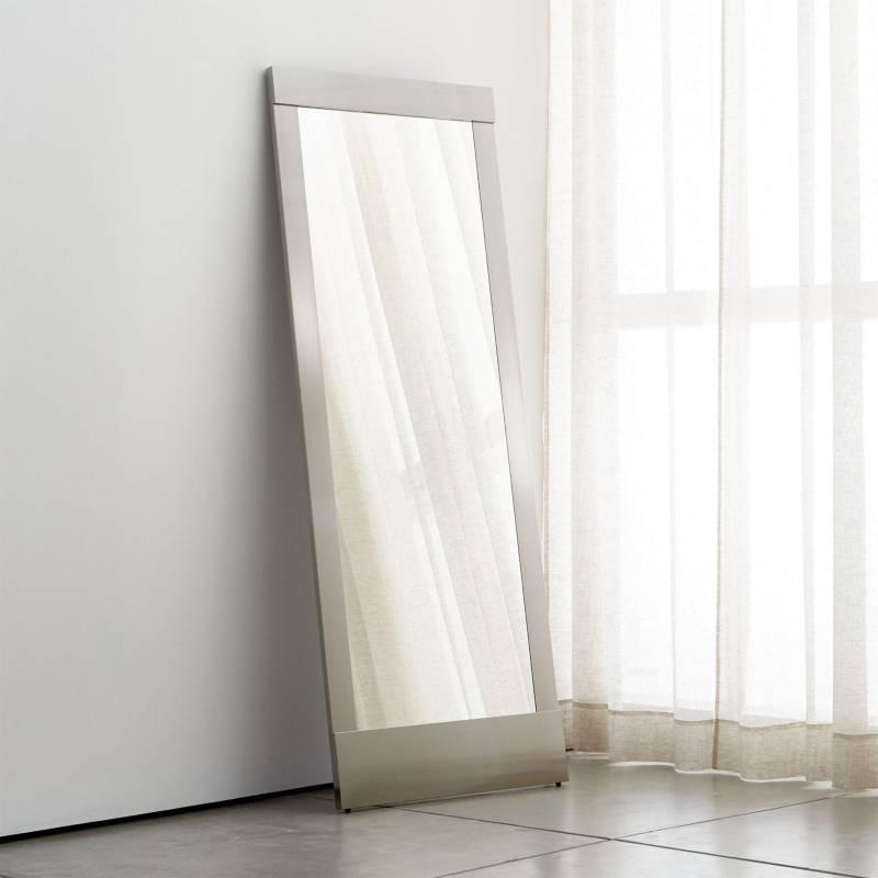 Crate & Barrel - Espejo de Piso Colby 76 x 200 cm