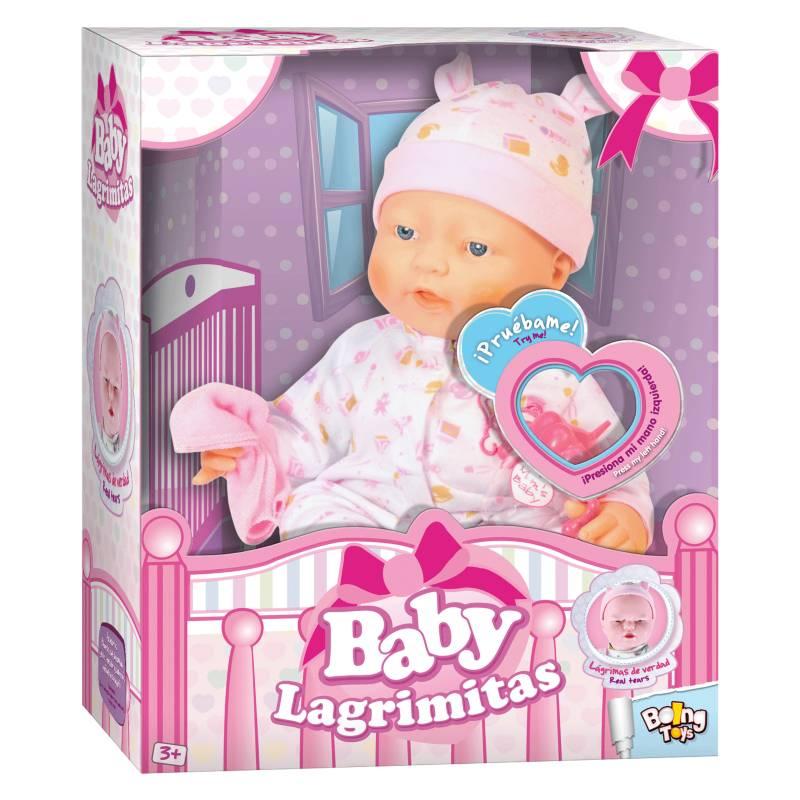 Boing Toys - Baby Lagrimitas