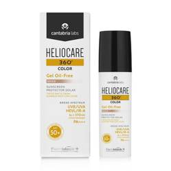 Heliocare - Protector Solar Heliocare 360 Toque Seco Beige