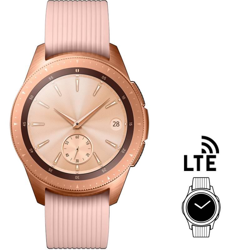Samsung - Smartwatch Samsung Galaxy Watch 42mm LTE