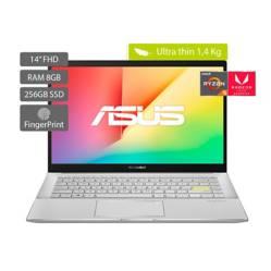 Asus - Portátil Asus VivoBook 14 pulgadas AMD RYZEN R5 8GB 256GB