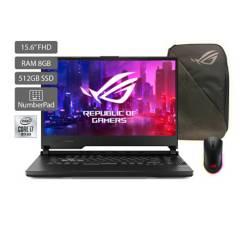 Asus - PC Gamer Asus ROG Strix G15 15.6 pulgadas Intel Core i7 512GB