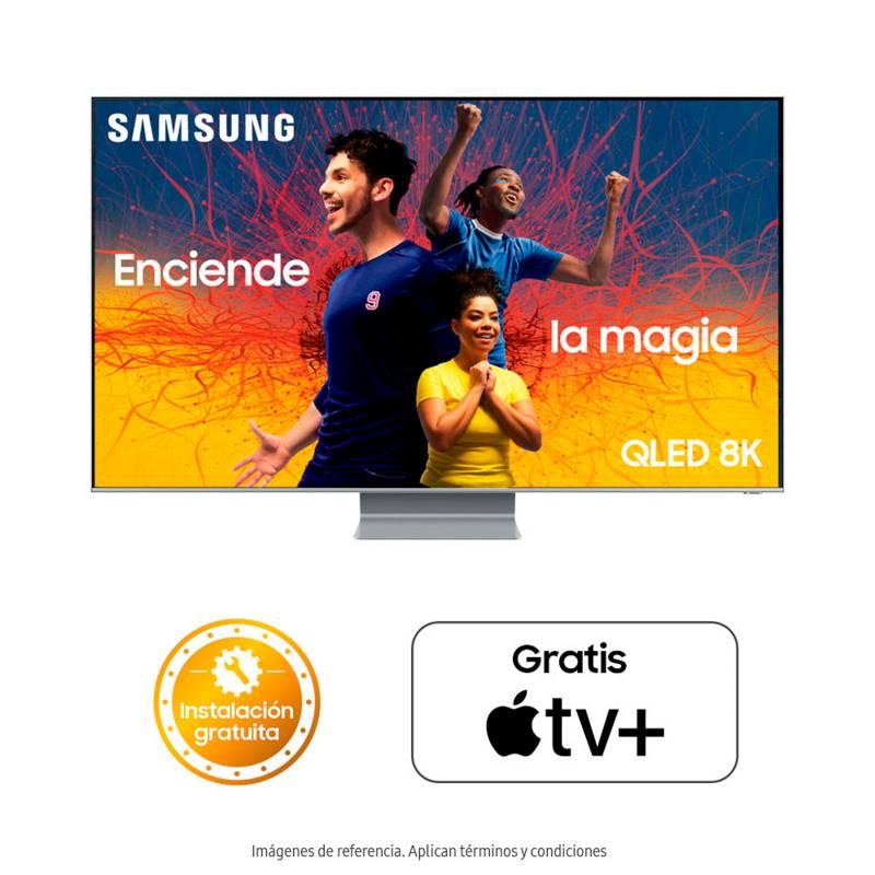 Samsung - Televisor Samsung 65 pulgadas QLED 8K Smart TV