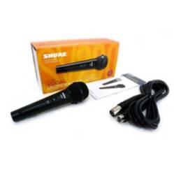 Shure - Microfono shure sv200 de mano