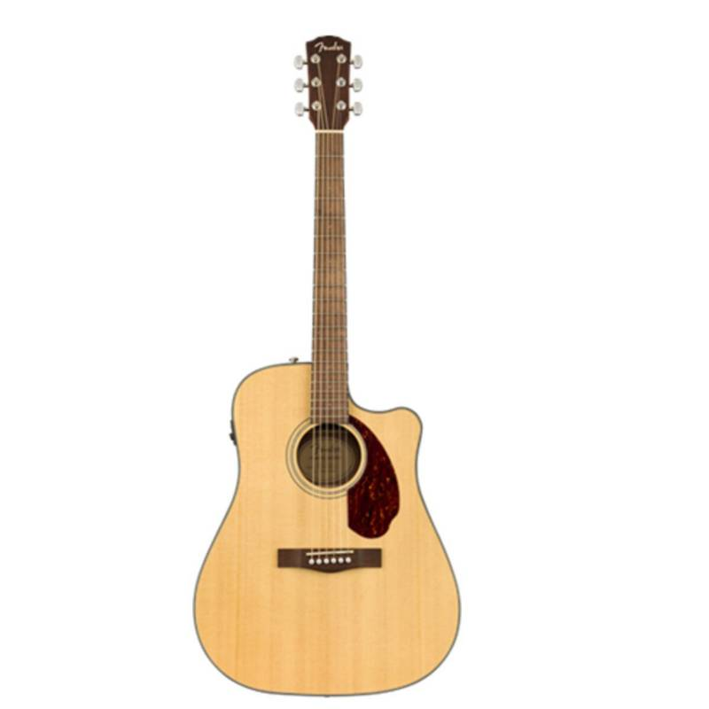 Fender - Guitarra electroacust fender cd-140sce nat estu