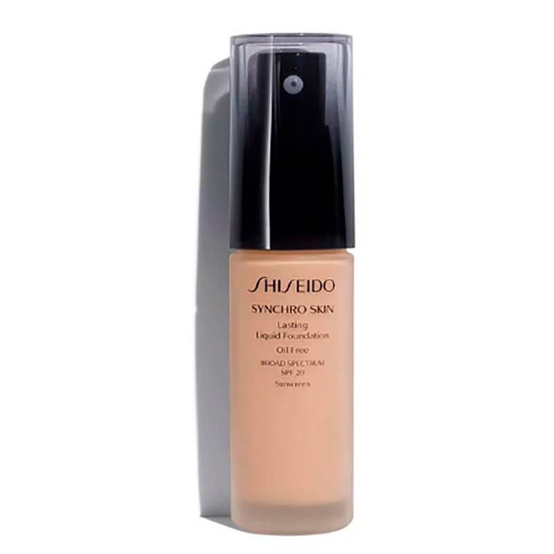 Shiseido - Base Synchro Skin Lasting Liquid Foundation