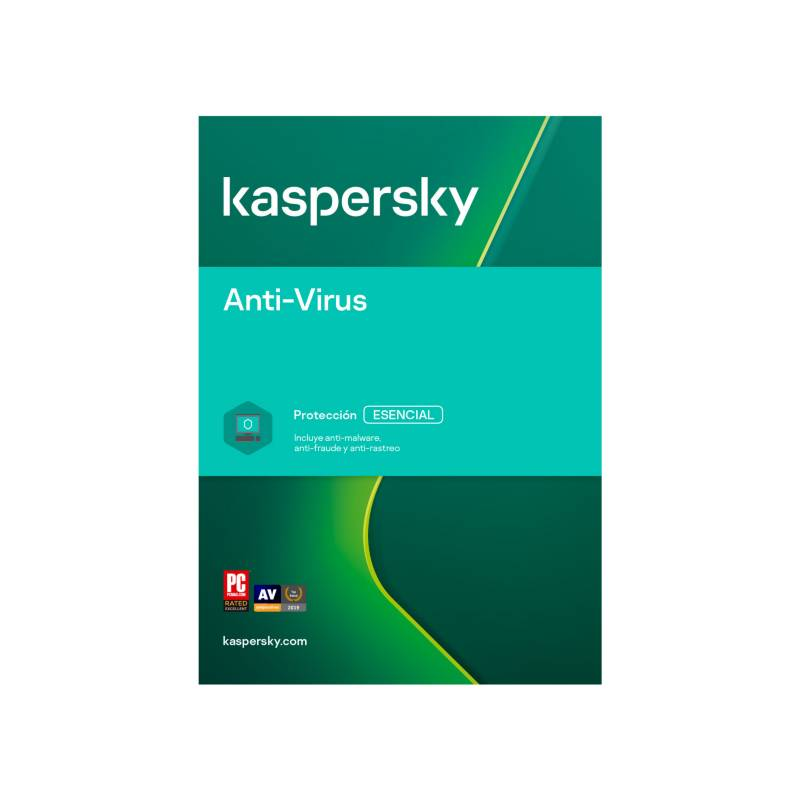 KASPERSKY - Kaspersky Anti-Virus 100% Digital
