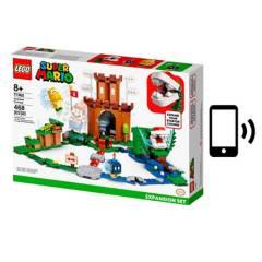 Lego - LEGO Super Mario Set de Expansión: Fortaleza Acorazada