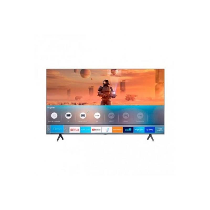 Samsung - Televisor Samsung 43 Pulgadas 43TU7000 LED 4K-UHD