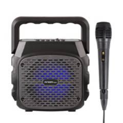 Argomtech - Parlante Argomtech Bluetooth Micrófono rumbabox K4