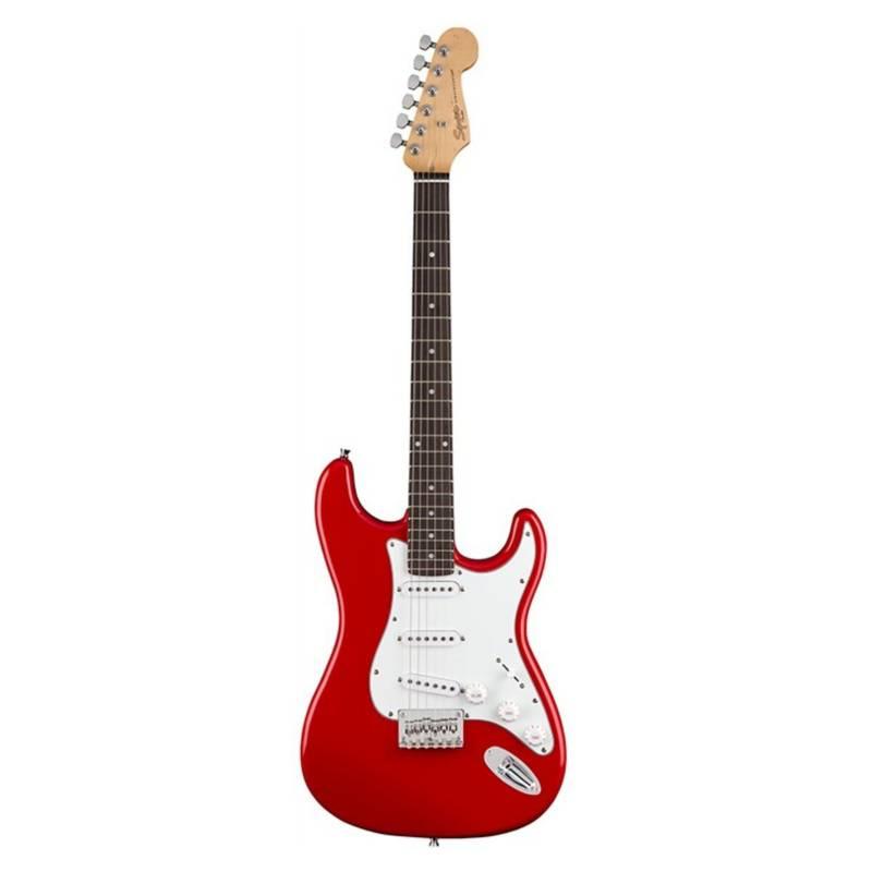 Fender - Guitarra elec fender sq mm st ht red 0370910558