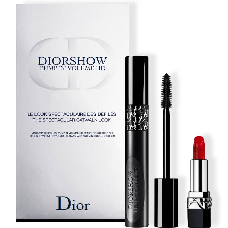 Dior - Gift Set x2 Piezas - Diorshow Iconic Overcurl Máscara