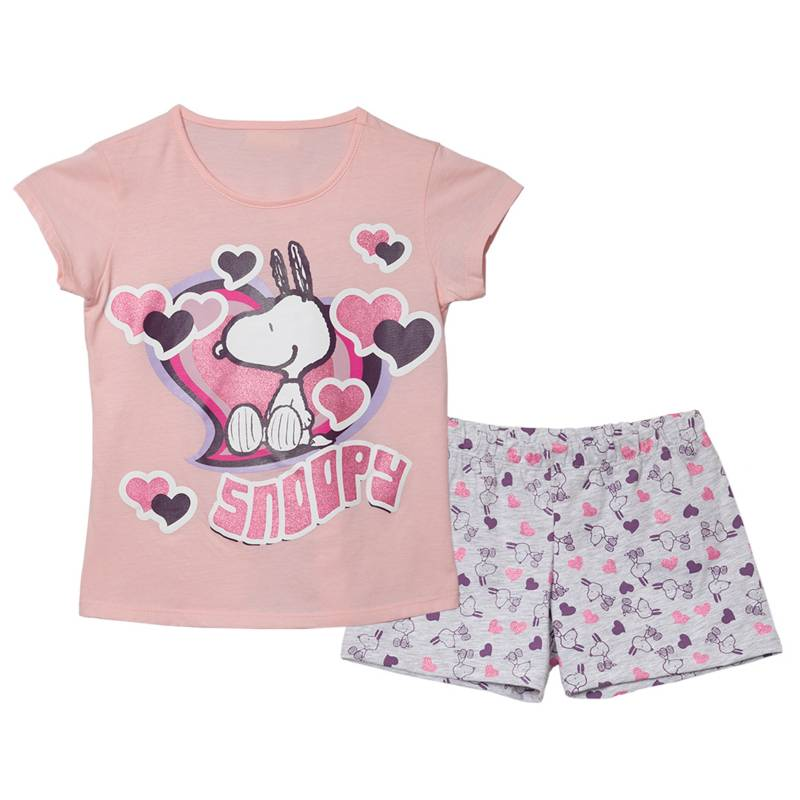 Snoopy - Pijama Niña Snoopy