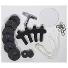 VATER - Kit accesorios p/ bateria  vater