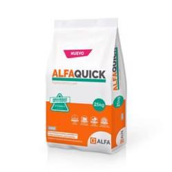 Alfa - Alfaquick- pegante para cerámica y gres 25 kg