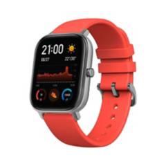 Xiaomi - Smartwatch xiaomi amazfit gts aluminio rojo
