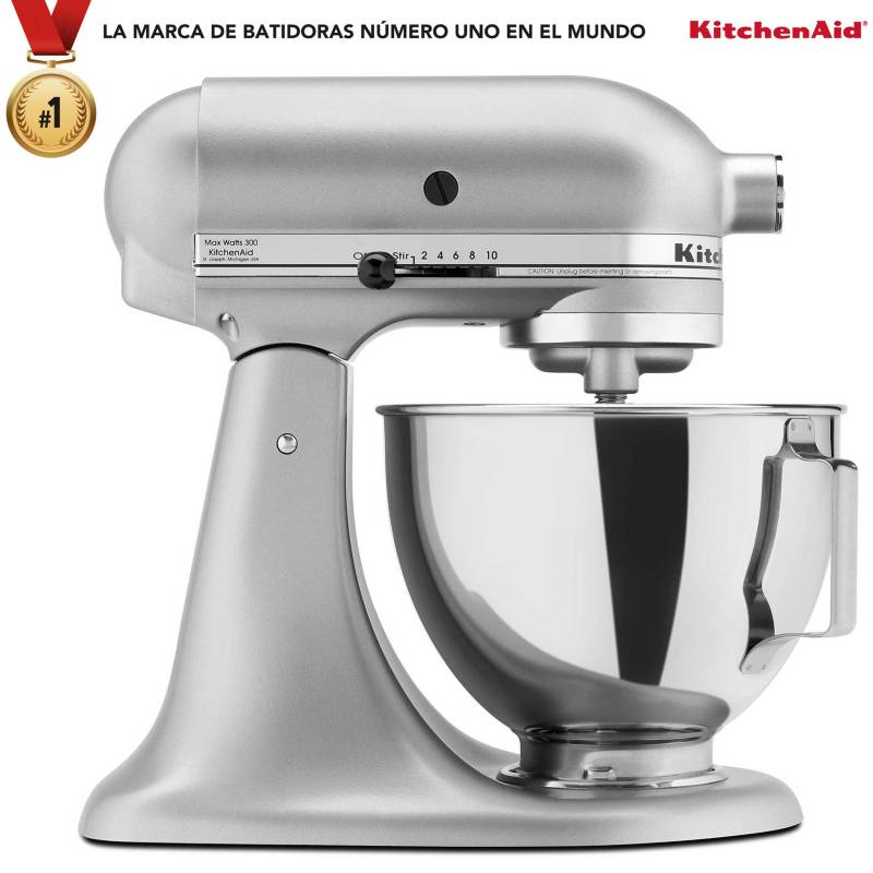 kitchenAid - Batidora KitchenAid Ultra Power Plus Plateada