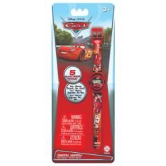 Boing Toys - Reloj LCD Cars 5 Funciones