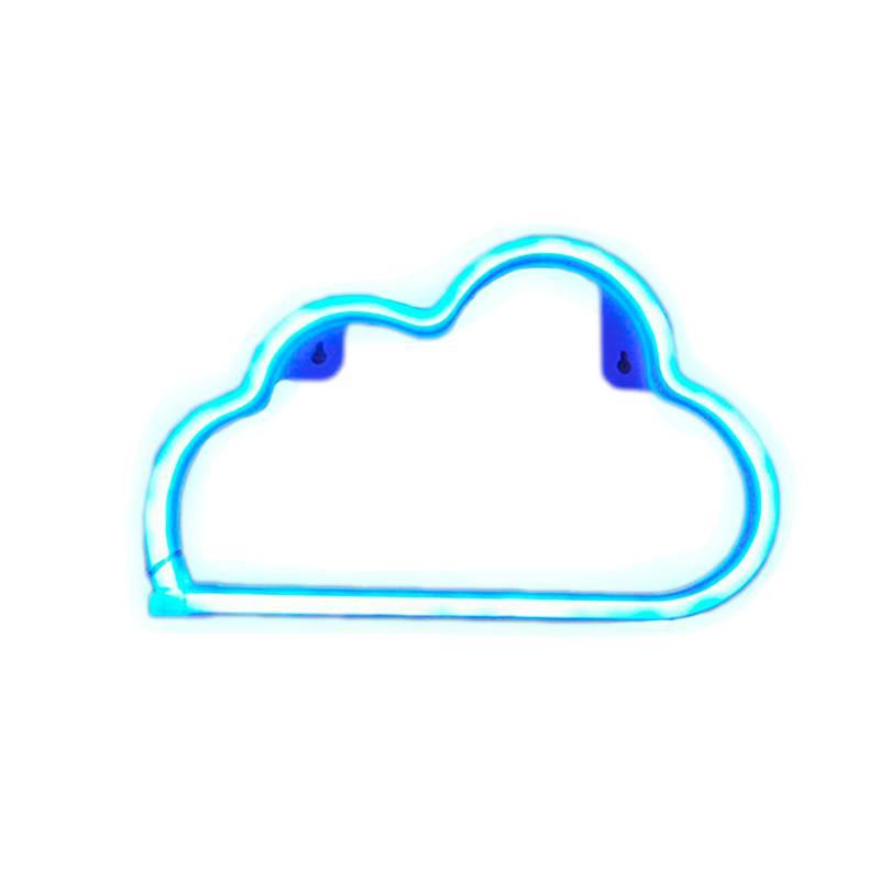 Lienxo - Nube Decorativa Neón