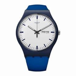 Swatch - Reloj Unisex Swatch Bella Blue