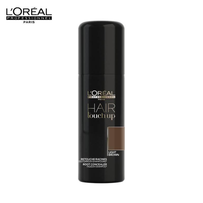 Loreal - Corrector de Raices Profesional Hair Touch Up Marrón Claro