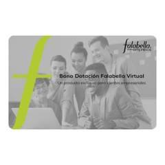 Falabella - Bono Dotación Empresarial virtual Falabella $50.000