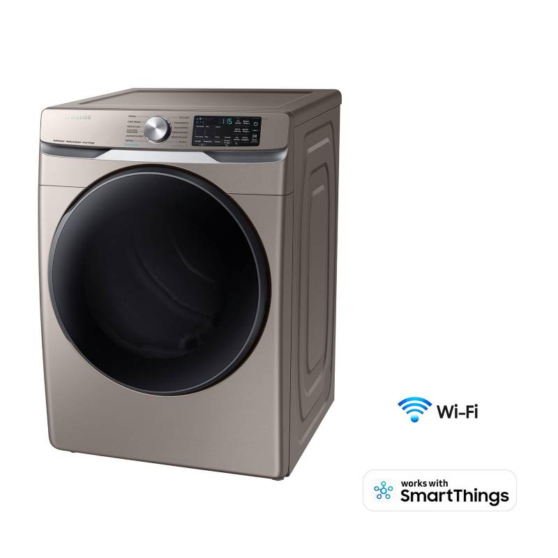 Samsung - Secadora Samsung Gas 22 kg DVG22R6270C/CO