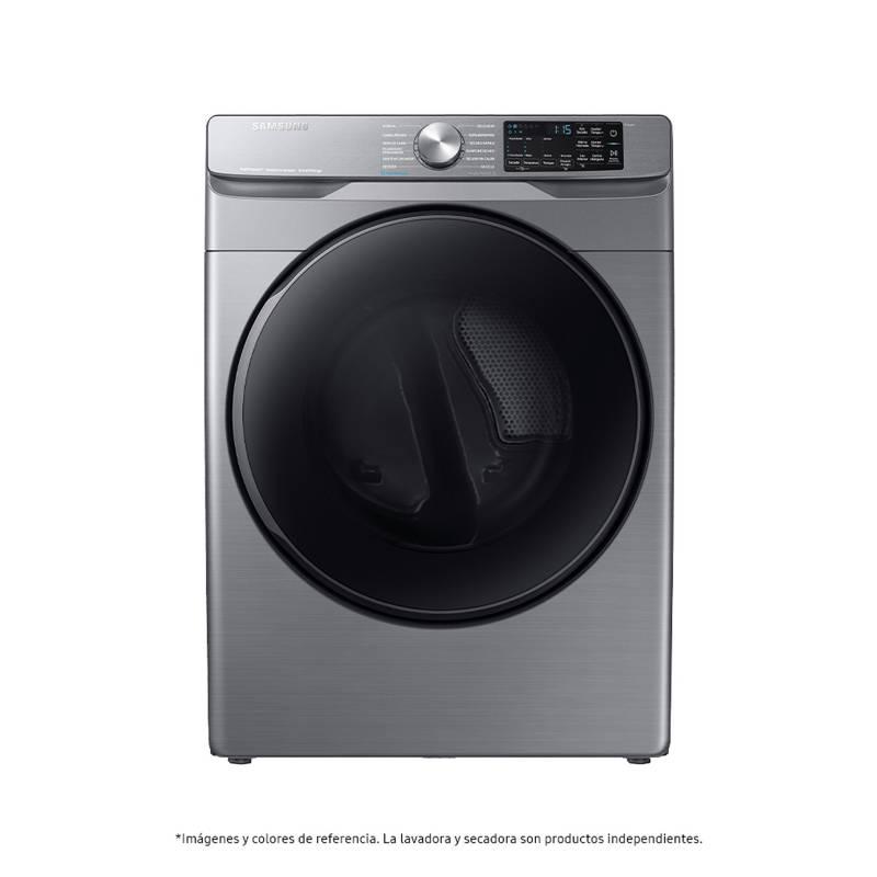 Samsung - Secadora Samsung Gas 22 kg DVG22R6270P/CO
