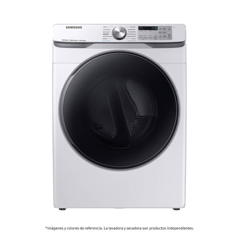 Samsung - Secadora Samsung Gas 22 kg DVG22R6270W/CO