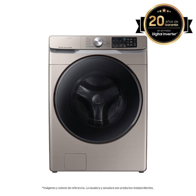 Samsung - Lavadora Samsung Carga Frontal 22 kg WF22R6270AC/CO