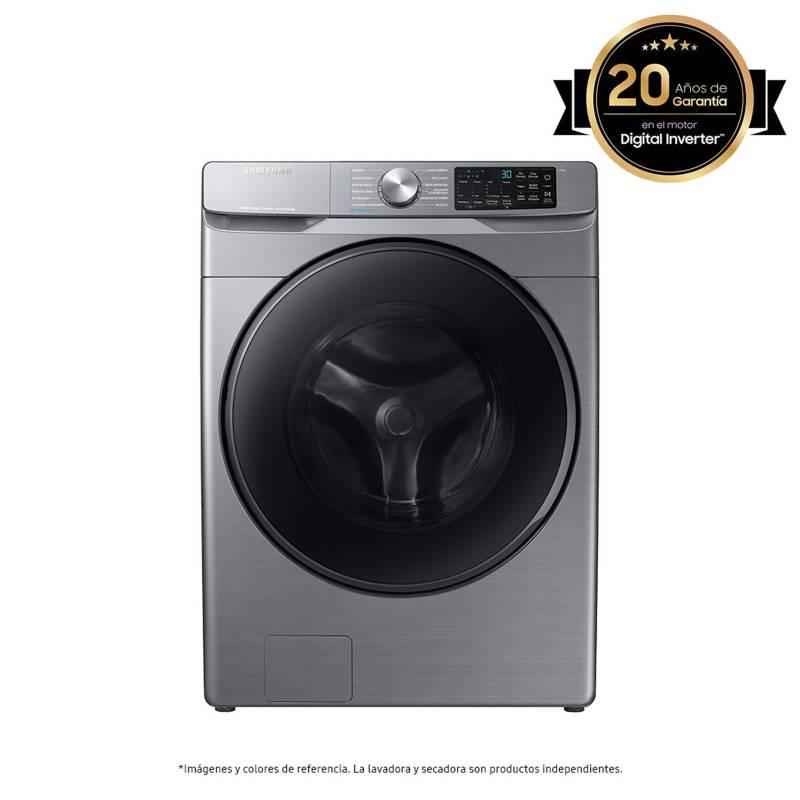 Samsung - Lavadora Samsung Carga Frontal 22 kg WF22R6270AP/CO