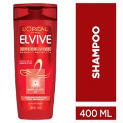 ELVIVE - Shampoo Elvive L'Oréal Paris Color Vive 400 ml