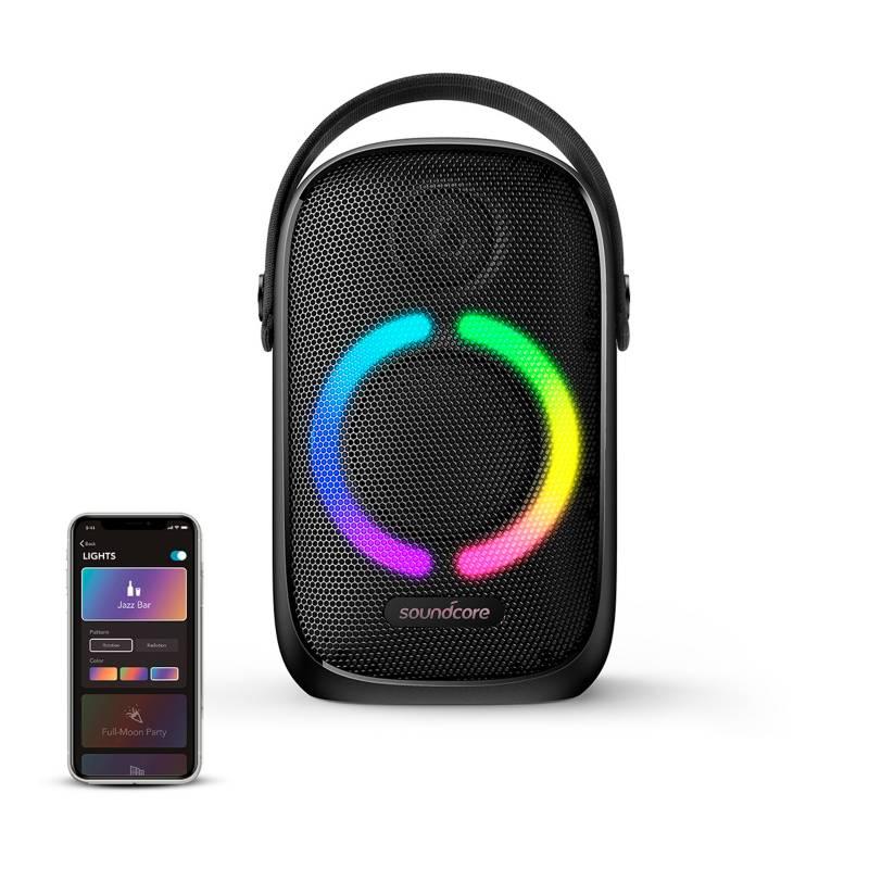 Soundcore - Parlante Soundcore Fiesta Rave Neo Conexión Bluetooth