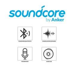 Soundcore - Audífonos Bluetooth Soundcore Hi-Res Life Q20