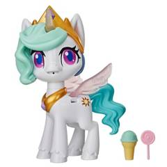 My Little Pony - Playset My Little Pony Princess Celestia Unicornio Besitos Magicos